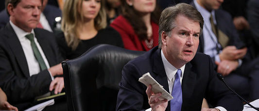 Judge Kavanaugh's Inapt Praise Of Anthony Kennedy's Advocacy Of Liberty