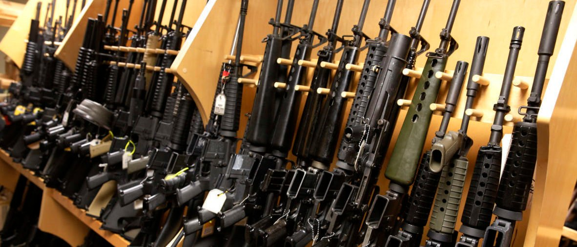 FACT CHECK: Have Assault Weapons Been Used In 'Hundreds' Of School Shootings?