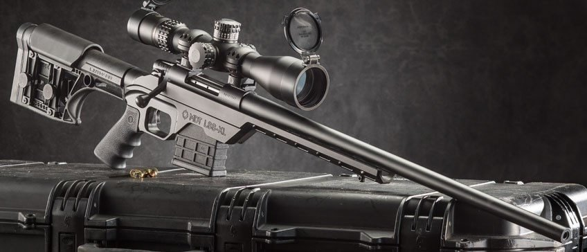 Gun Test Weatherby Vanguard Modular Chassis Rifle The Daily Caller