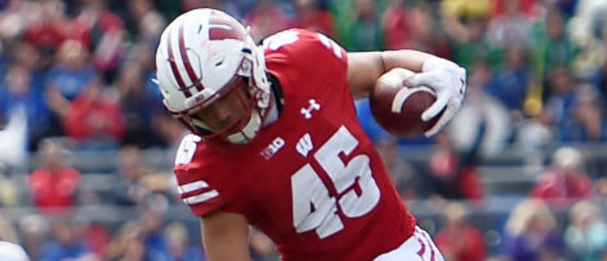 Wisconsin Football Is Taking A Page Right Out Of The 1950s. Here's What They're Doing