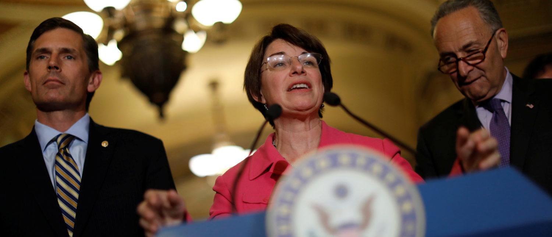 As Kavanaugh Hearings Loom, One Senate Democrat Regrets Abolishing Filibuster