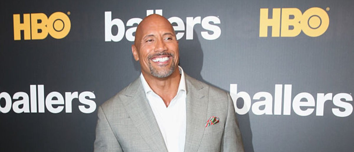 MIAMI BEACH, FL - JULY 14: Dwayne Johnson attends the HBO Ballers Season 2 Red Carpet Premiere and Reception on July 14, 2016 at New World Symphony in Miami Beach, Florida. (Photo by Aaron Davidson/Getty Images for HBO)