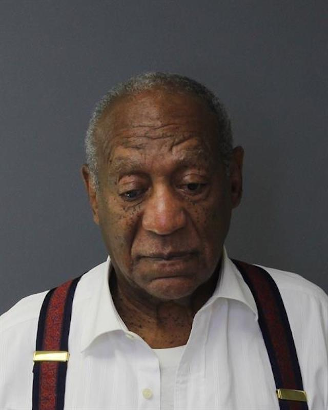 In this handout image provided by the Montgomery County Correctional Facility, Bill Cosby poses for a mugshot on September 25, 2018 in Eagleville, Pennsylvania. Cosby was sentenced to three-to 10-years for sexual assault. (Photo by Montgomery County Correctional Facility via Getty Images)