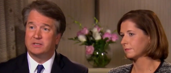 Kavanaugh Confirms Trump Support — 'He Called Me This Afternoon' | The Daily Caller