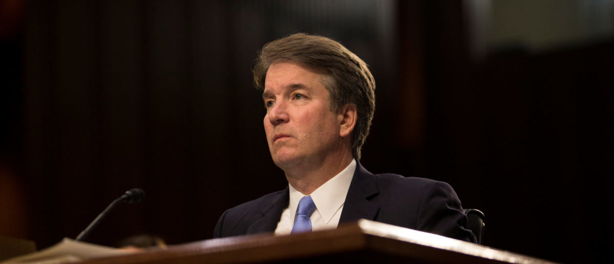 Kavanaugh Accuser Says Her Email Was Hacked After Going ...