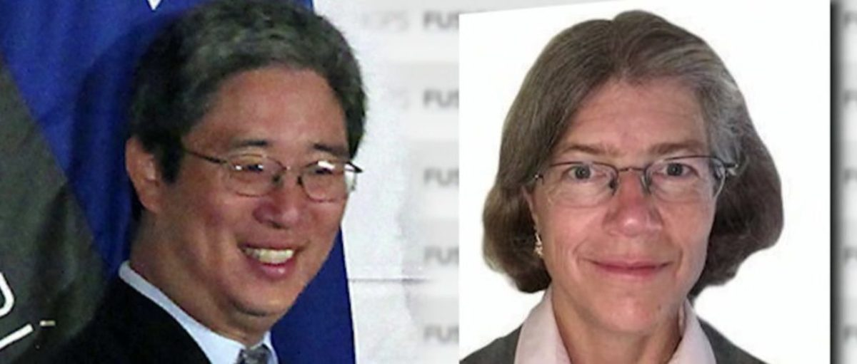 Bruce and Nellie Ohr. (YouTube screen grab/Fox News)