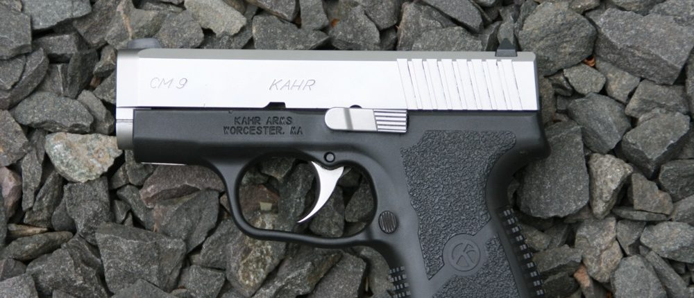Gun Test: Kahr CM9