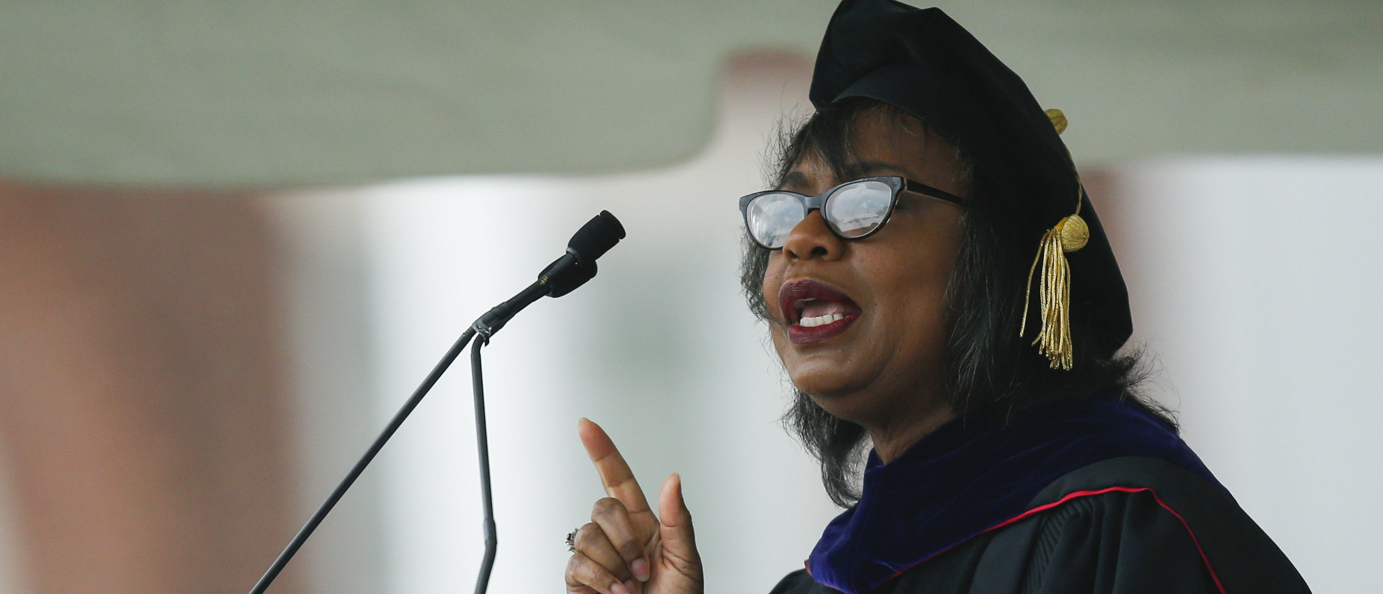 Anita Hill Speaks Out On Kavanaugh Allegations