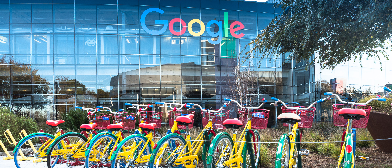 Google complex (Shutterstock/Uladzik Kryhin)