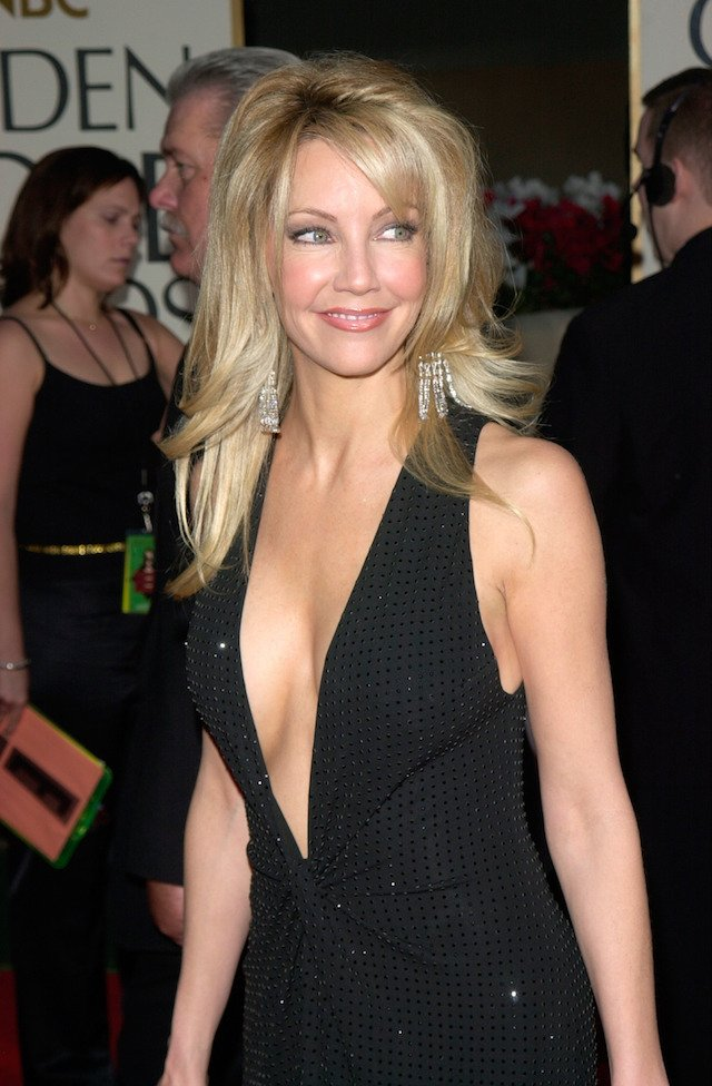 Something Heather locklear see thru are not