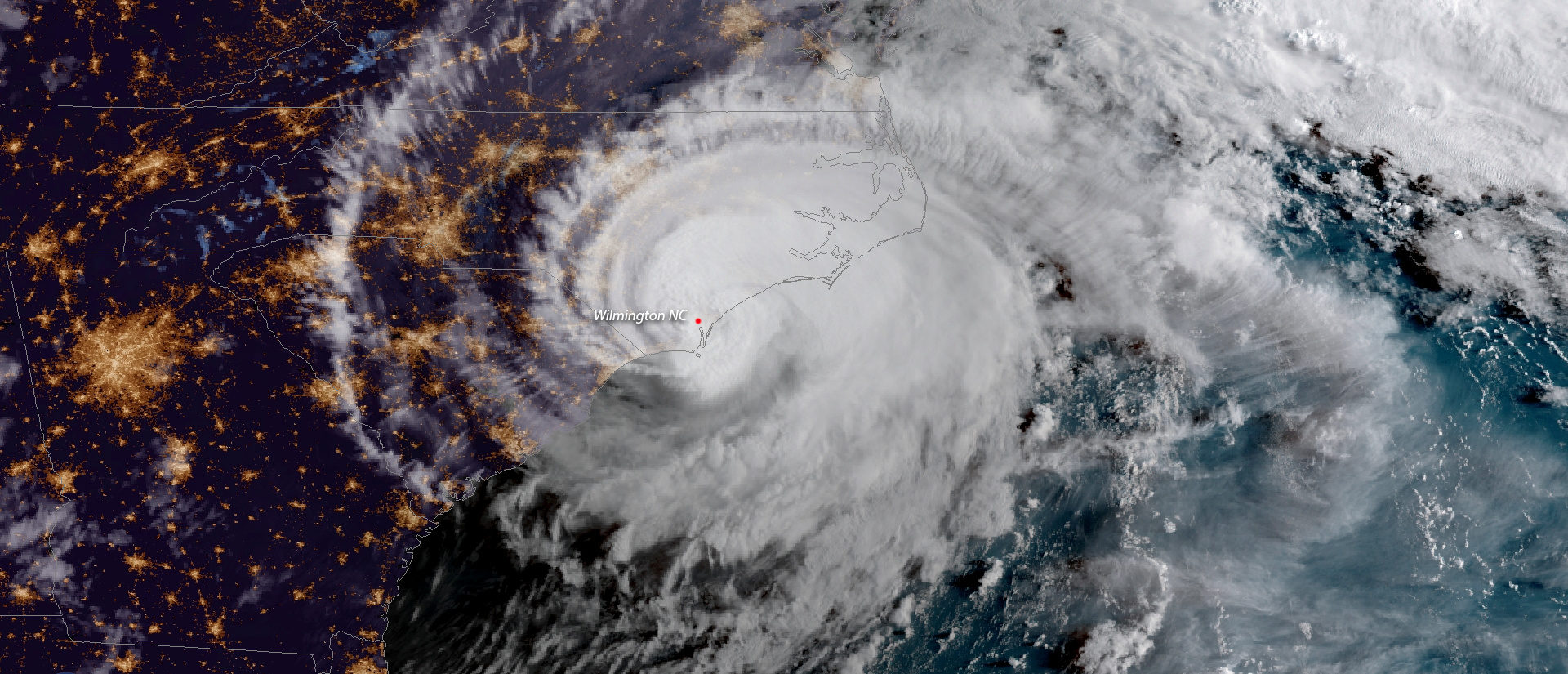 Image result for WHAT'S SURPRISING ABOUT HURRICANE FLORENCE? IT THRIVED IN 'ABNORMALLY COOL' WATERS