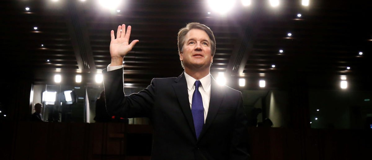 FACT CHECK: Do Leaked Kavanaugh Emails Contradict His Testimony That Roe v. Wade...