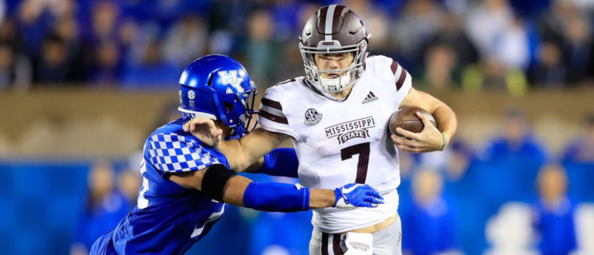 Kentucky Football Player Drops Quote Of The Year After Beating Mississippi State