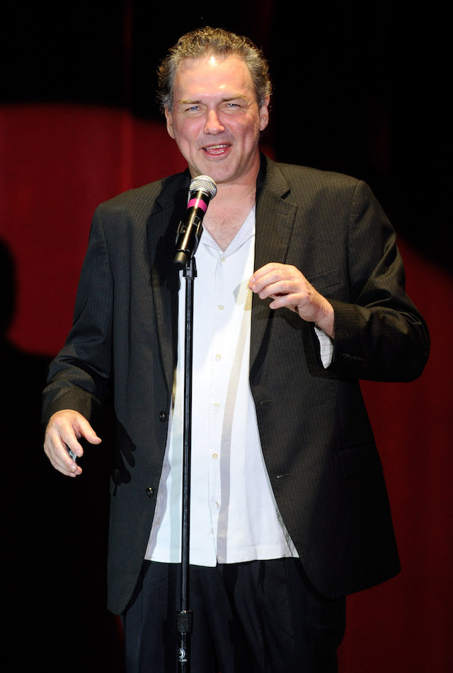 Comedian/actor Norm Macdonald performs at The Orleans Hotel & Casino July 9, 2011 in Las Vegas, Nevada. (Photo: Getty Images)