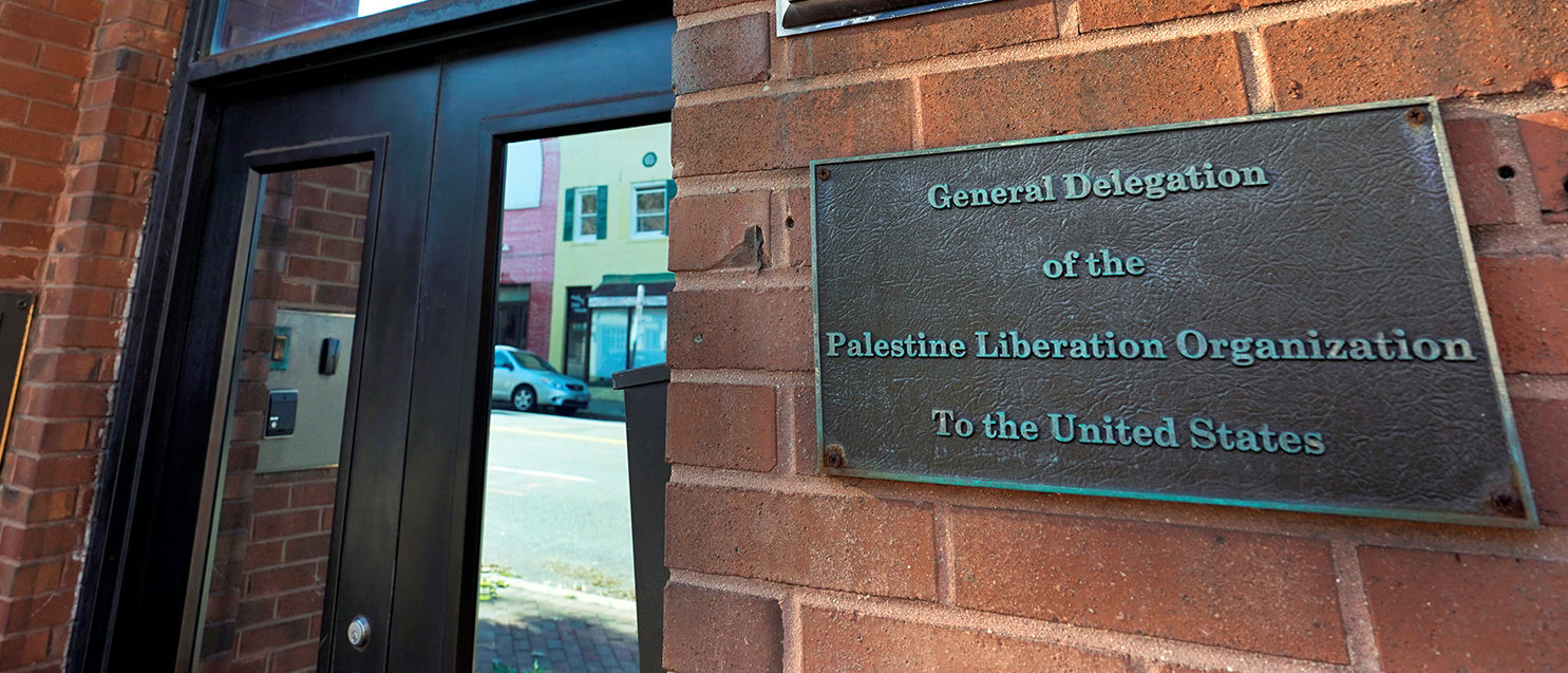 Plo Office Trump Closing Palestinian Mission Pro