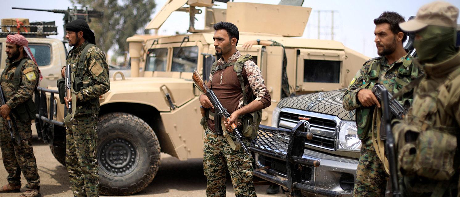 OPINION: Moscow Sends Armenia To Syria