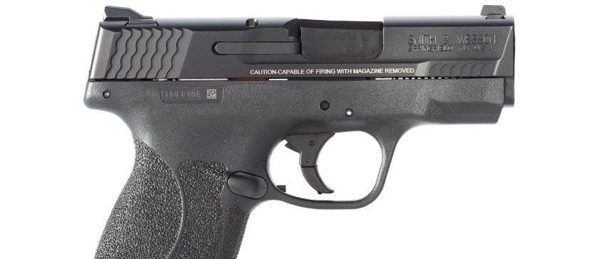 Gun Test: Smith & Wesson M&P45 Shield Pistol