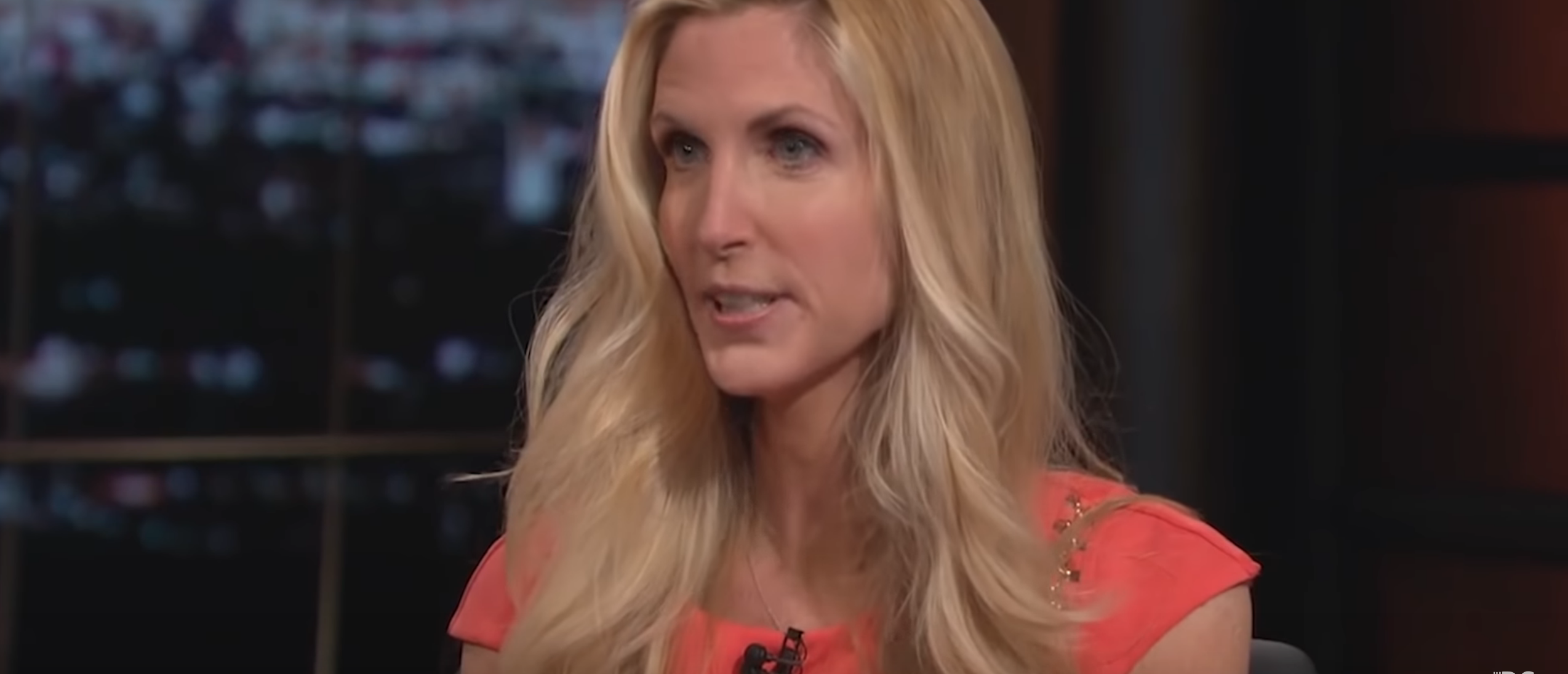 Ann Coulter, Daily Caller YouTube video
