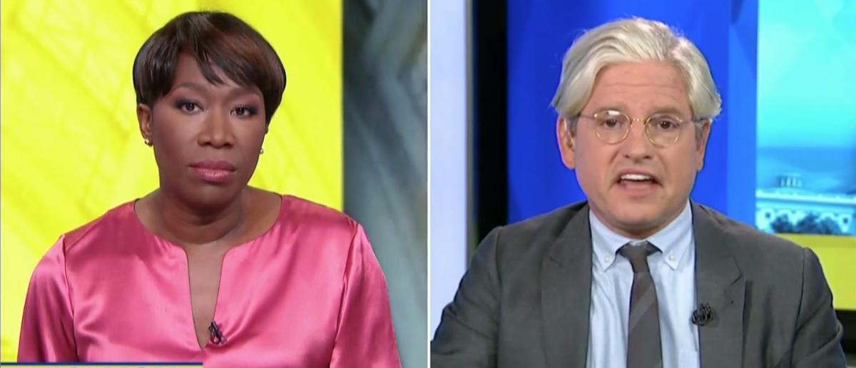 Media Matters Founder David Brock (MSNBC Screenshot)