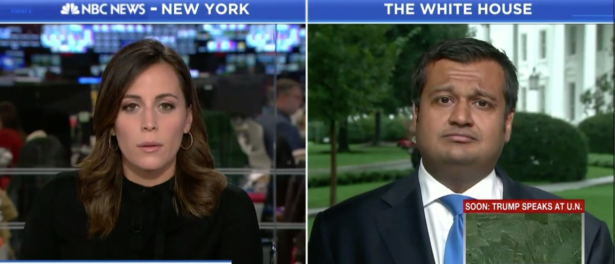 Raj Shah: There Are No Circumstances That Would Make Trump Rescind Kavanaugh Nomination