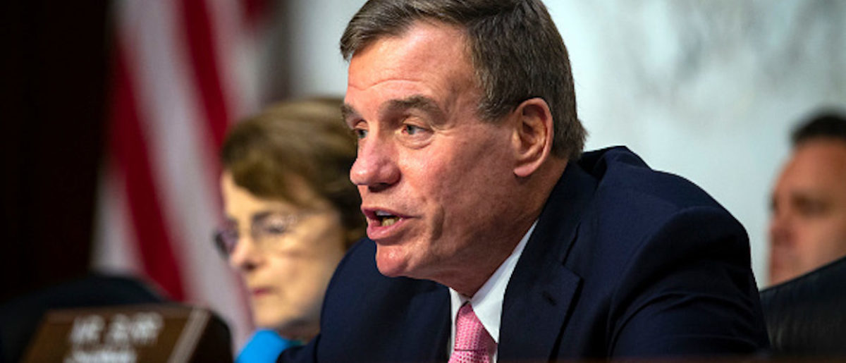 Mark Warner Says He 'Must Vote No' On Kavanaugh
