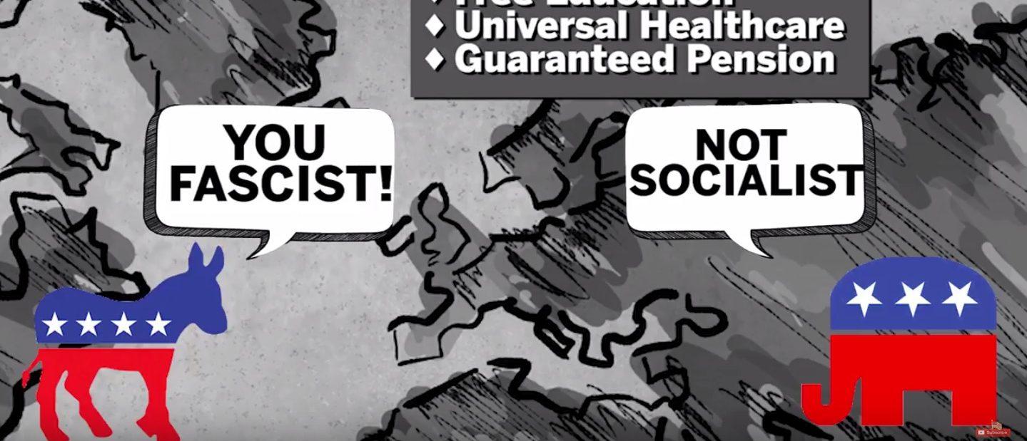 Do liberals understand what socialism is? (Screenshot/YouTube/DCNF)