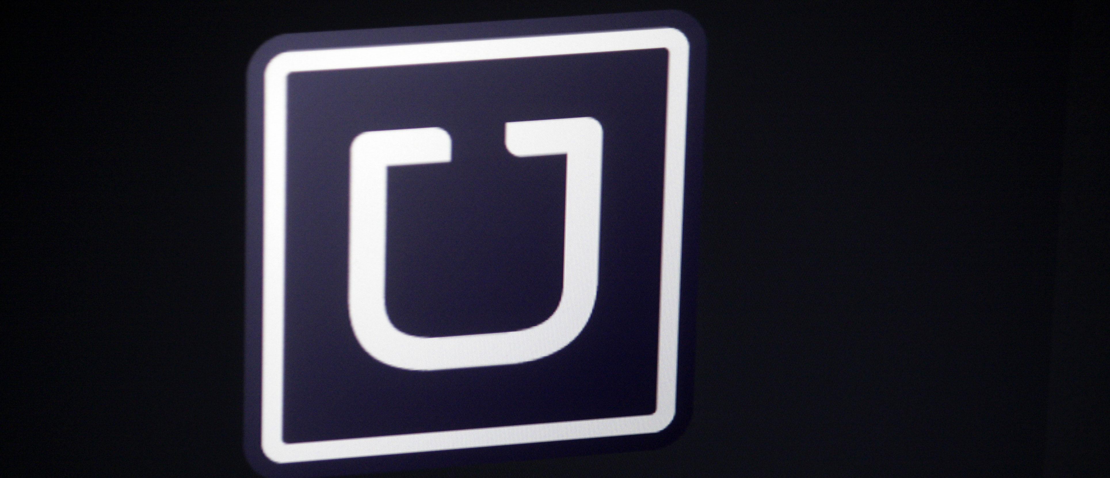 Uber logo (Shutterstock/360b)