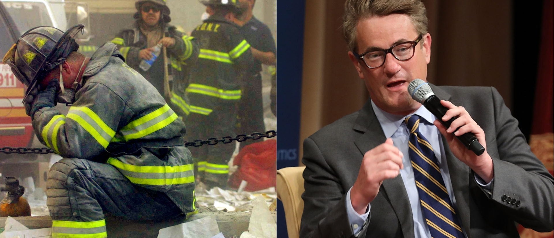 The September 11 Washington Post op-ed by MSNBC's Joe Scarborough was a slap in the face / Getty Images