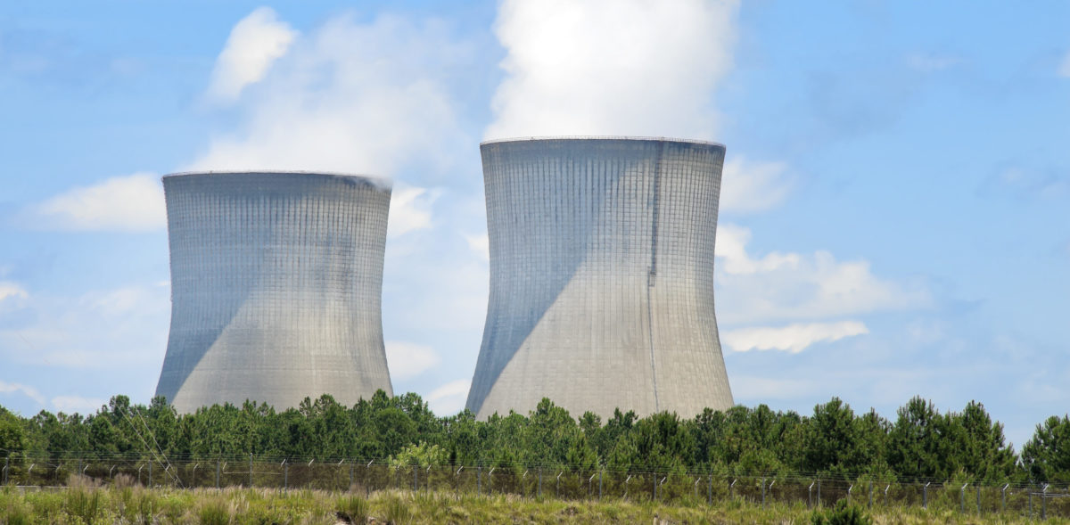 Completion of Vogtle plant in peril. Shutterstock