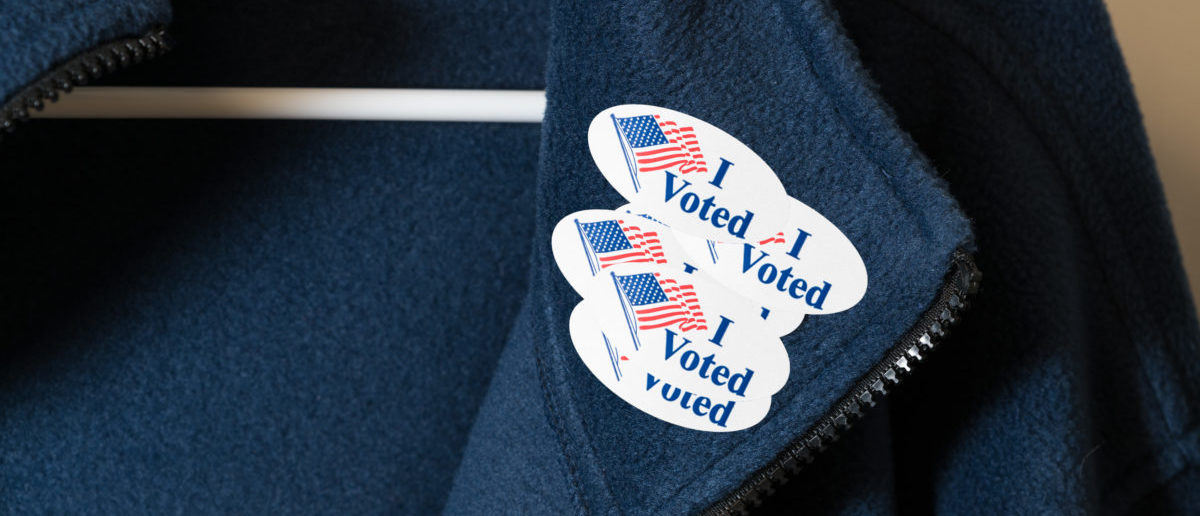 A county in North Carolina is struggling to take indicted foreign nationals off their voter rolls. SHUTTERSTOCK/ Steve Heap