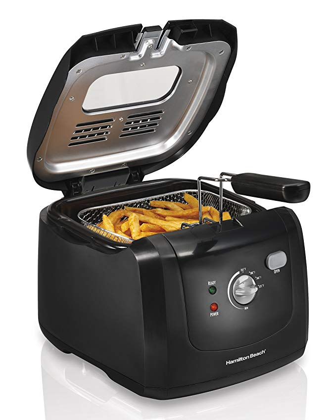 Normally $50, this deep fryer is 23 percent off (Photo via Amazon)