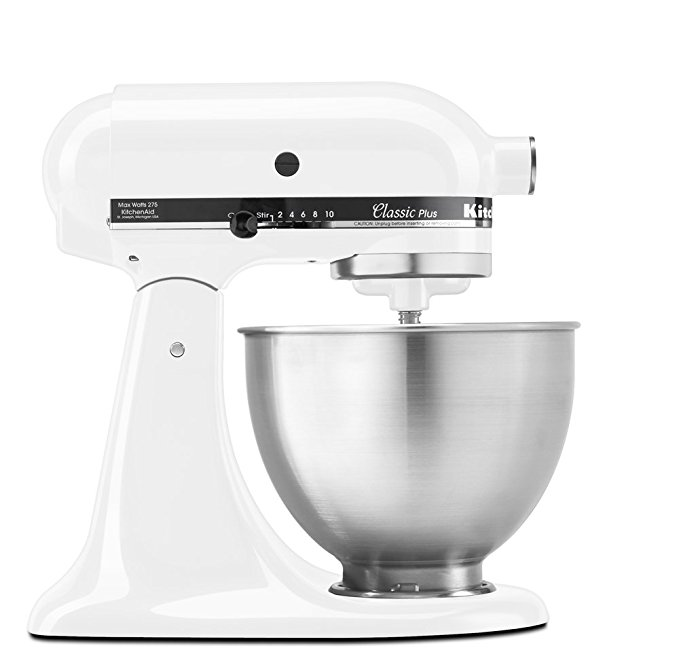 Normally $300, this stand mixer is 37 percent off (Photo via Amazon)