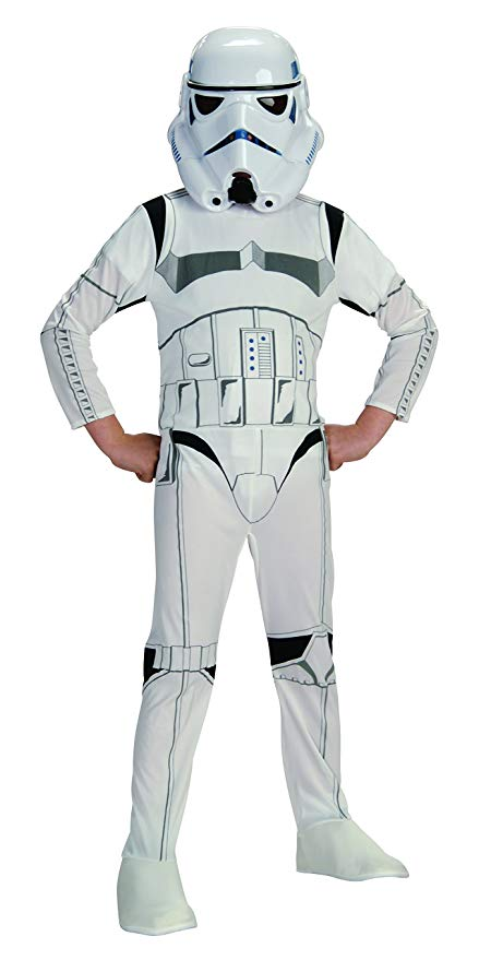 Normally $28, this Stormtrooper costume is 33 percent off today (Photo via Amazon)