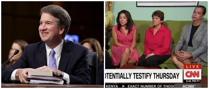 CNN Interviews Republican Women In Florida — Who Unanimously Support Brett Kavanaugh