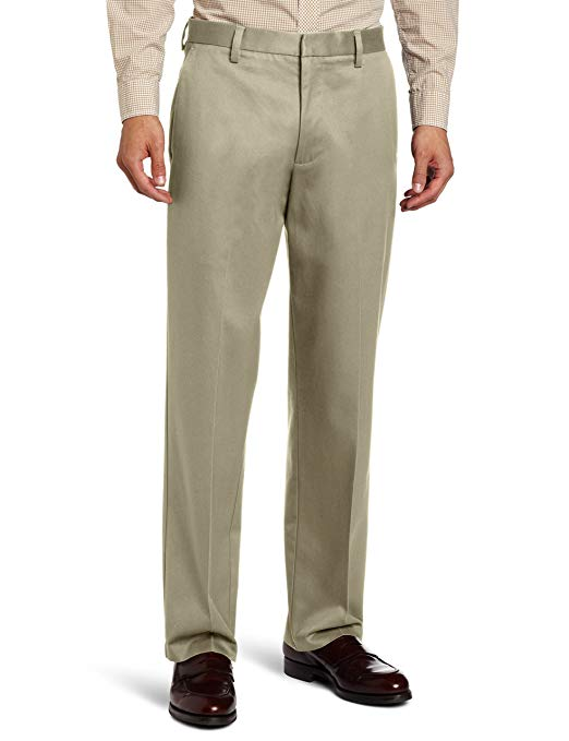 Normally $42, these khaki pants are 41 percent off today (Photo via Amazon)