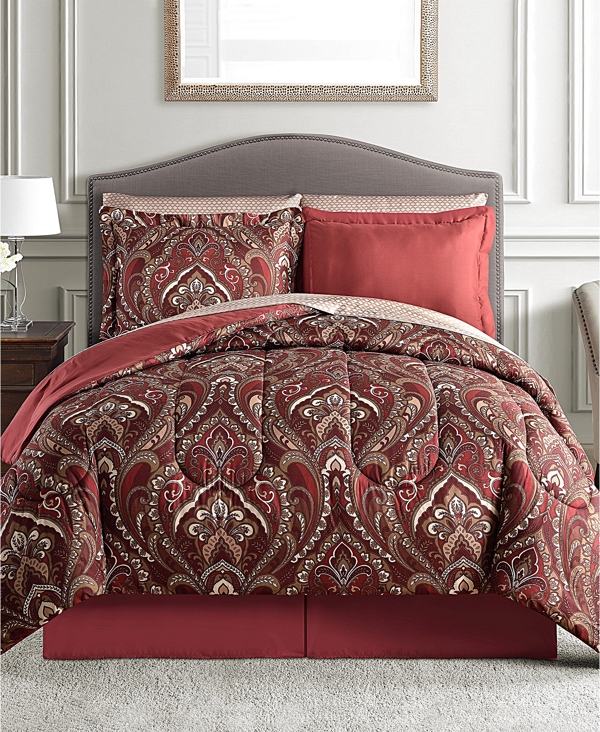 Normally $100, this comforter set is 72 percent off with code VIP (Photo via Macy's)