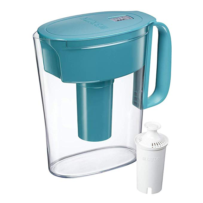 Normally $20, this #1 new release Brita filter pitcher is 30 percent off today (Photo via Amazon)