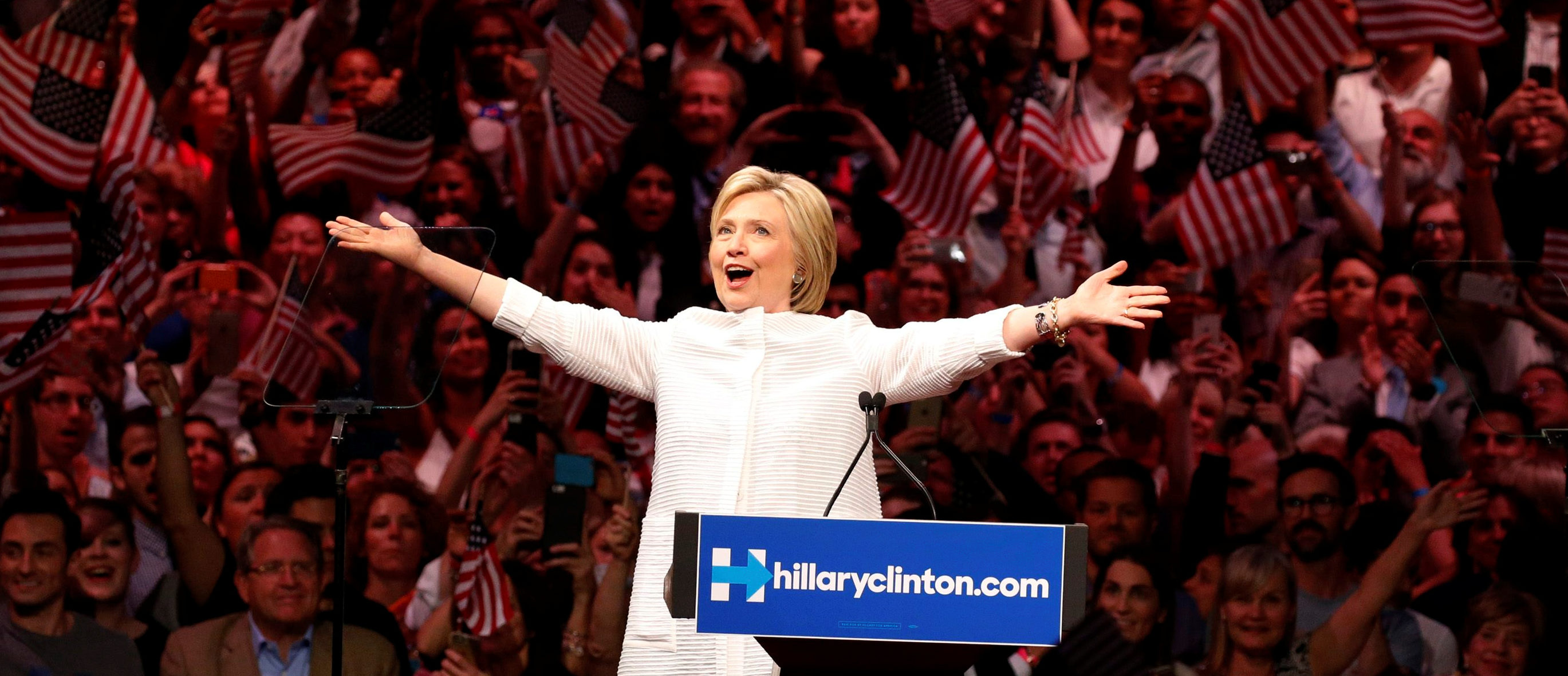 New Poll Says Hillary Would Win In A 2016 Do-Over