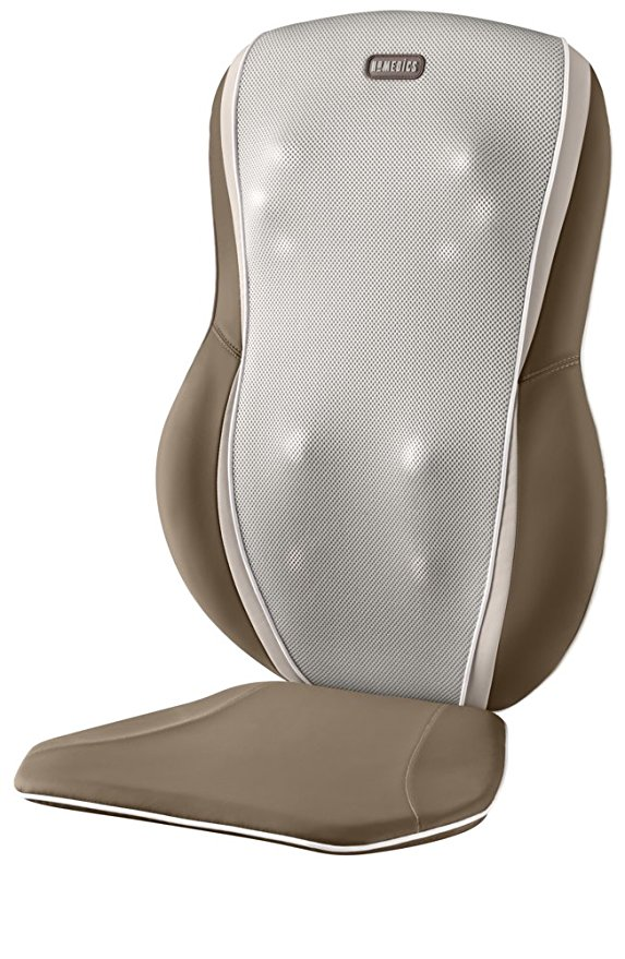 Normally $180, this massage cushion is 43 percent off (Photo via Amazon)