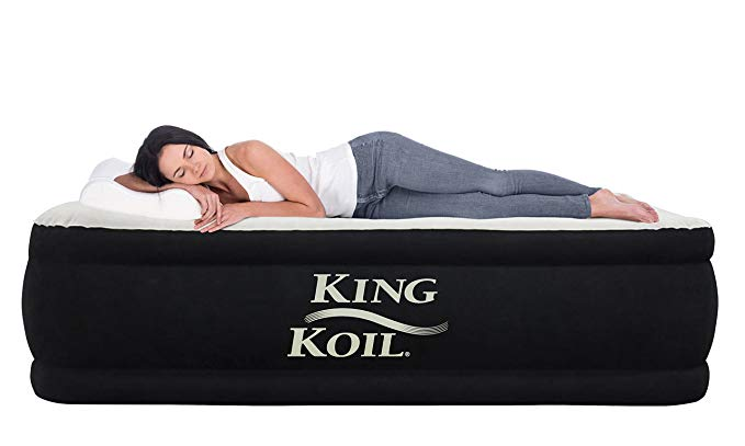 Normally $180, this #1 bestselling air mattress is 33 percent off (Photo via Amazon)