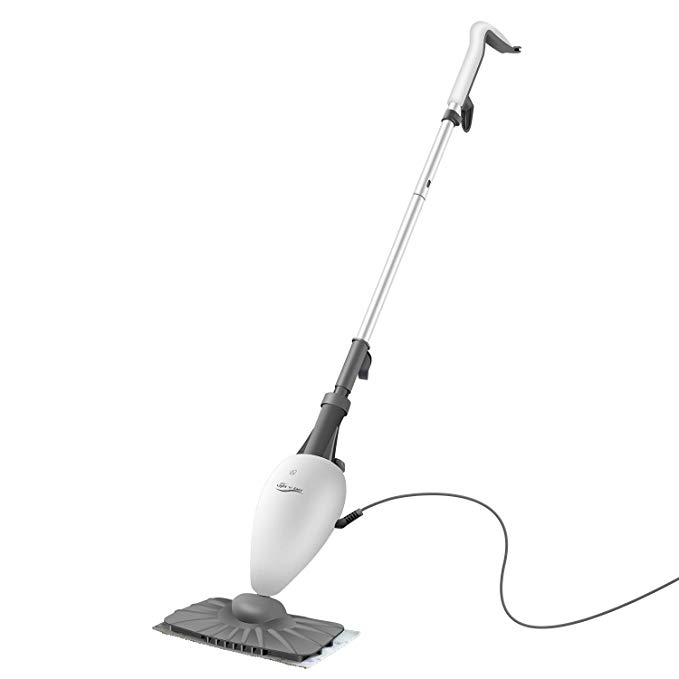 Normally $55, this steam mop is 27 percent off right now (Photo via Amazon)