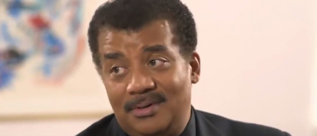 Neil DeGrasse Tyson speaks to Salon. YouTube screenshot/