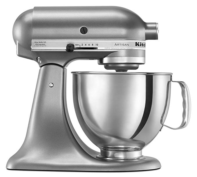 Normally $430, this stand mixer is 44 percent off today (Photo via Amazon)