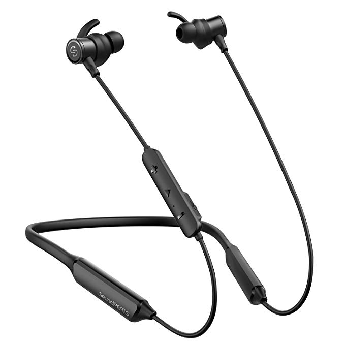Normally $70, these bluetooth headphones are 62 percent off today (Photo via Amazon)