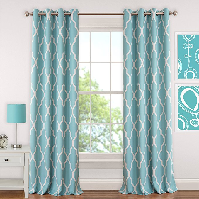 Normally $30, this blackout curtain is 36 percent off today (Photo via Amazon)