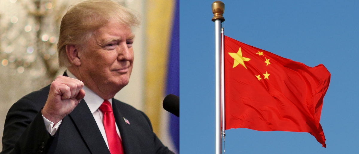 The Trump administration announced more tariffs on Chinese goods Monday. Photos via Getty Images and Shutterstock