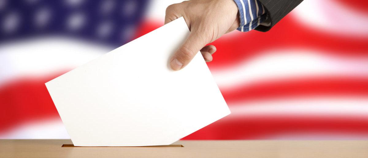 The California DMV mishandled 23,000 voter registrations. SHUTTERSTOCK/ Andrey Burmakin