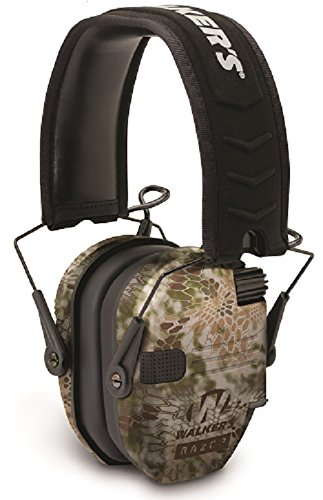 Normally $80, these hunting earmuffs are 48 percent off today (Photo via Amazon)