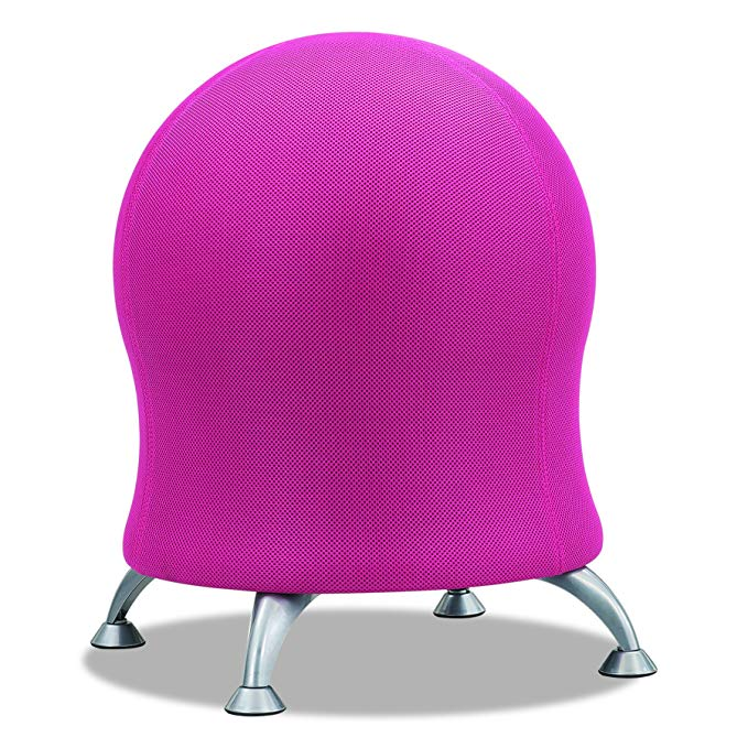 Normally $254, this ball chair is 55 percent off (Photo via Amazon)