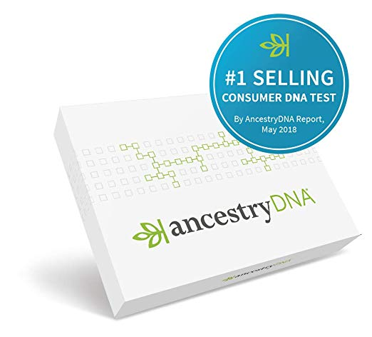Normally $99, AncestryDNA is 30 percent off (Photo via Amazon)